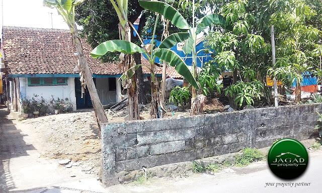 Tanah 2 Muka di Kota Jogja