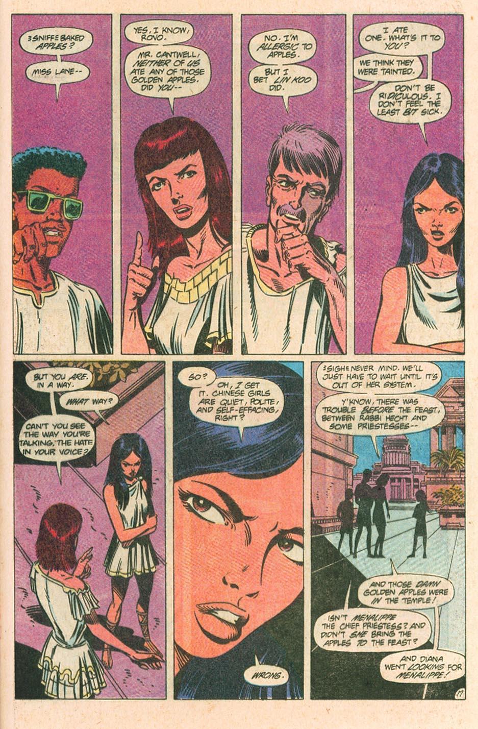 Read online Wonder Woman (1987) comic -  Issue #39 - 19