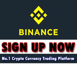 Binance.com Signup