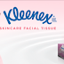 Kleenex Skincare Facial Tissue Free Sample