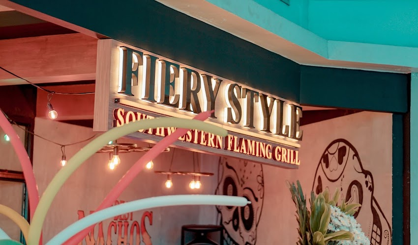 Fiery Style Opens its 8th Branch at Uptown Bonifacio Mall, Taguig City