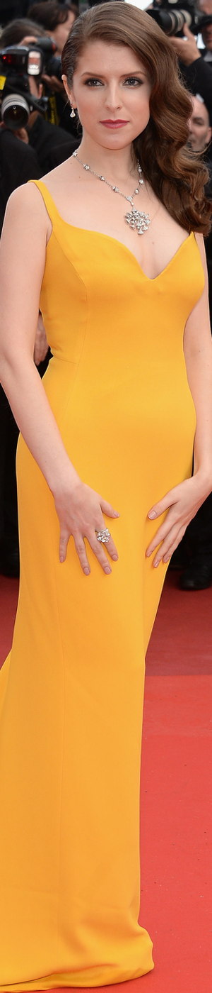 Anna Kendrick 2016 Cannes Film Festival