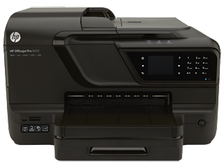 Download HP Officejet Pro 8600 drivers