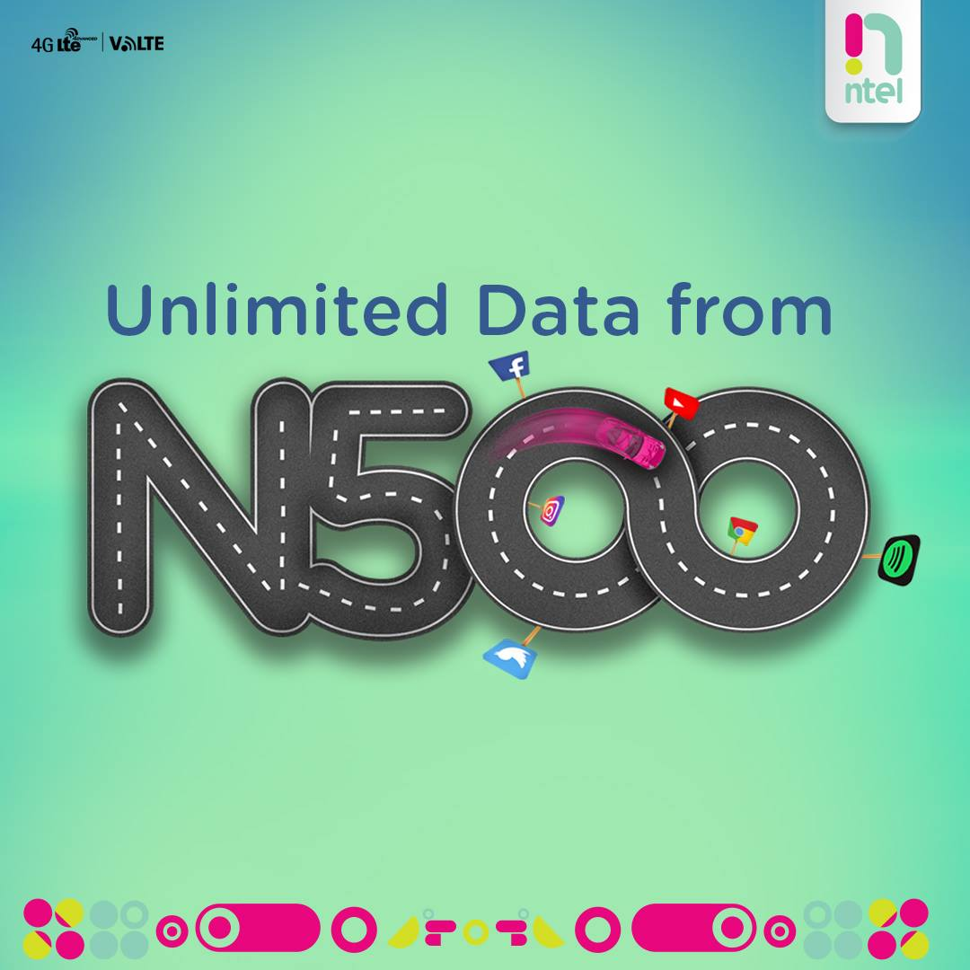 How To Activate Ntel Unlimited Night Plans For Just N500, N1500 and N5000