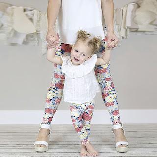 ίδια ρούχα μαμά και κόρη