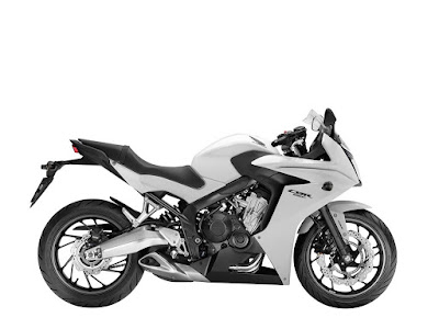 2016 Honda CBR650F ABS side image