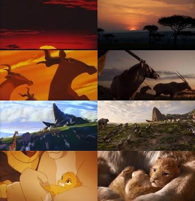 Trailer de El Rey León