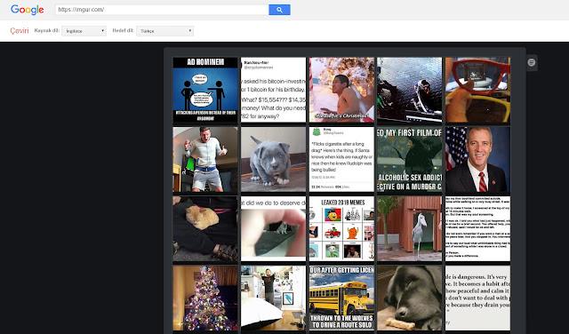 Engelli Sitelere Giriş Yöntemi: Google Translate
