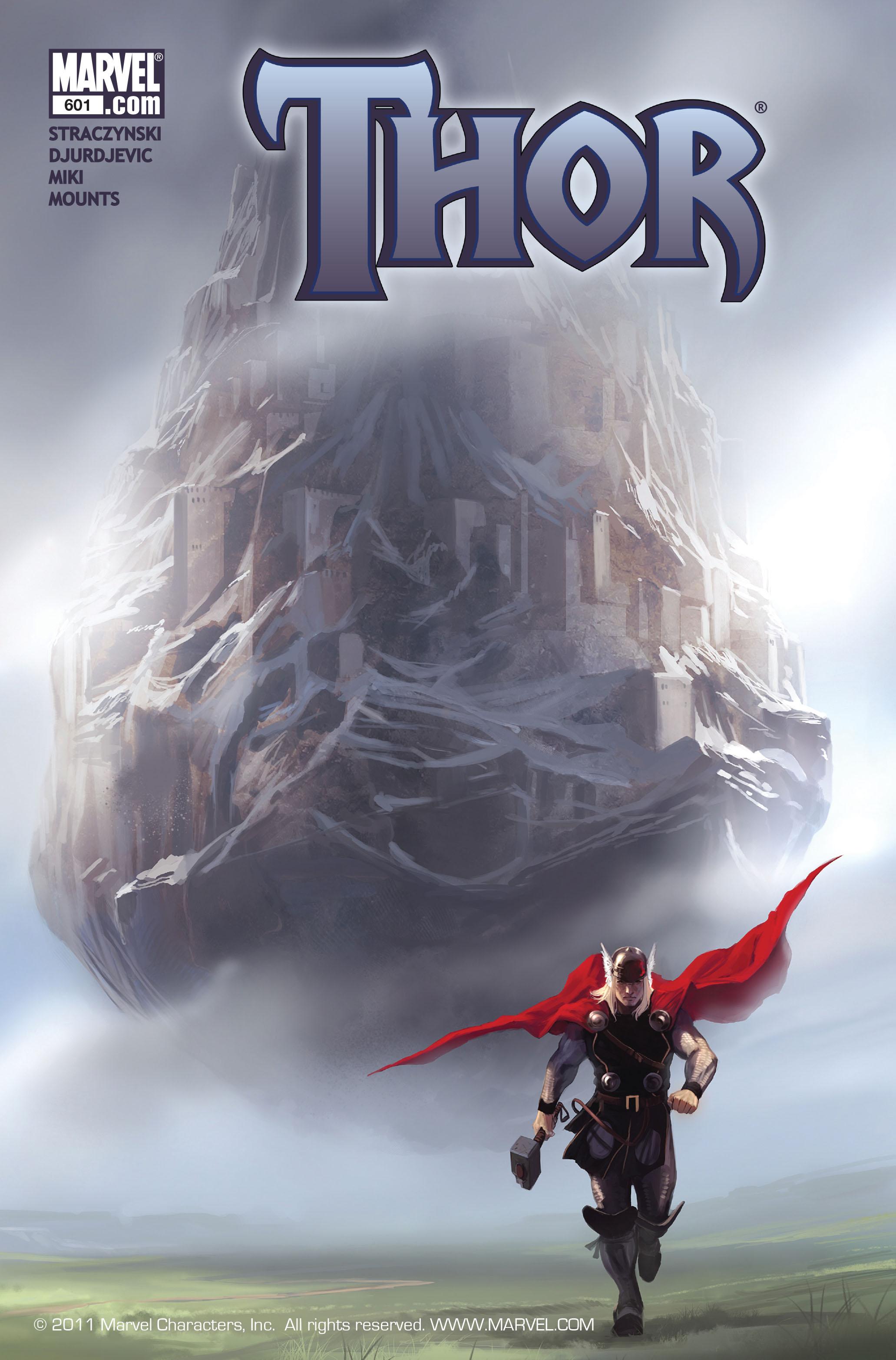 Thor (2007) Issue #601 #14 - English 1