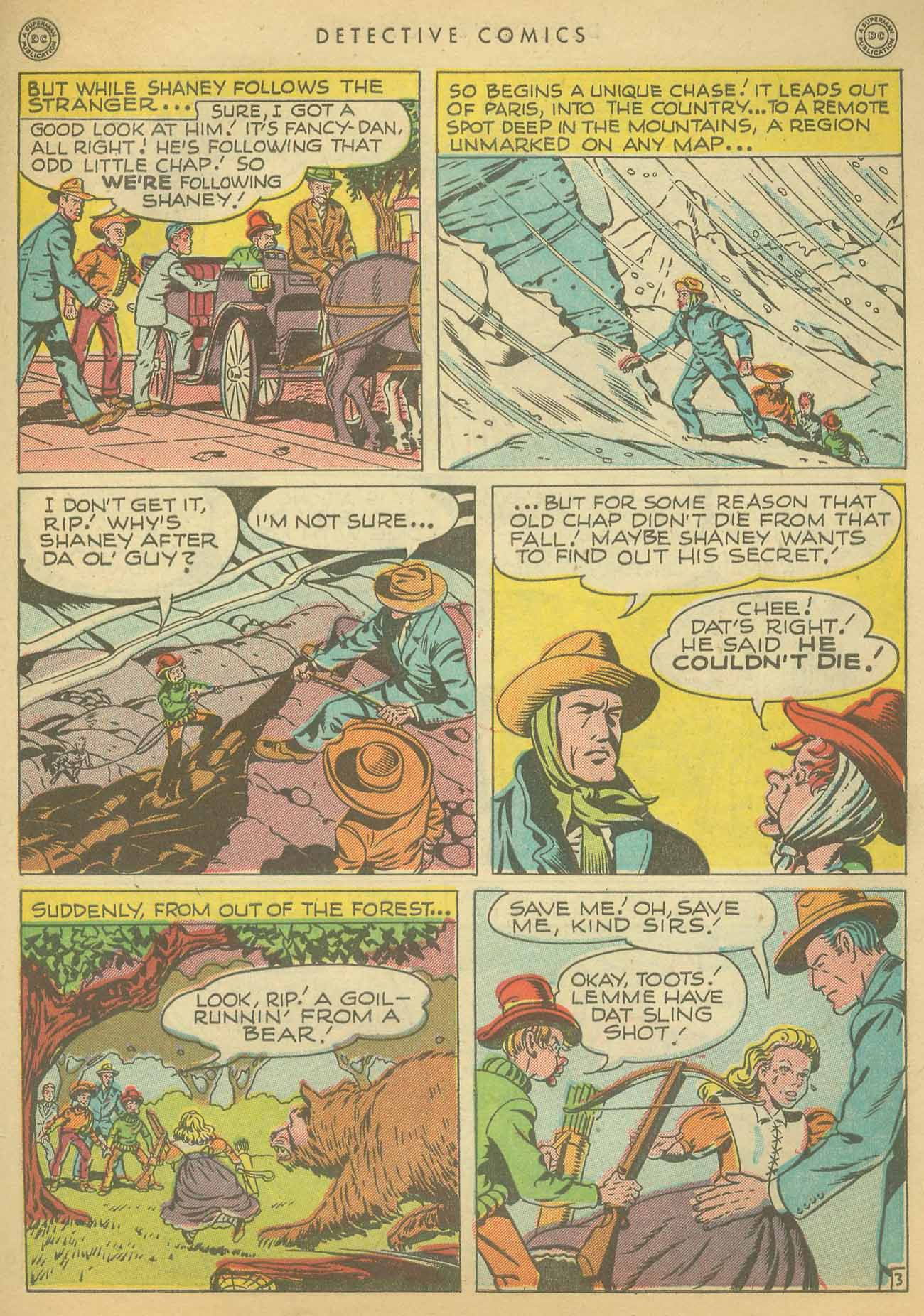 Detective Comics (1937) issue 127 - Page 39