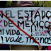 En promedio, cada día son asesinadas cuatro mujeres en el Estado de México