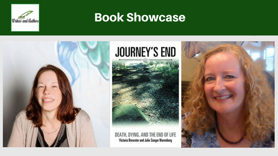 Book Showcase: Journey's End by Victoria Brewster & Julie Saeger Nierenberg