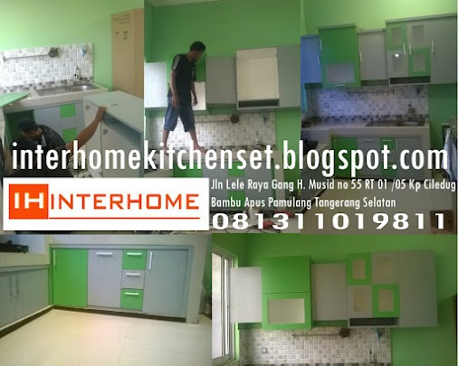 Interhome Kitchen Set Murah Google