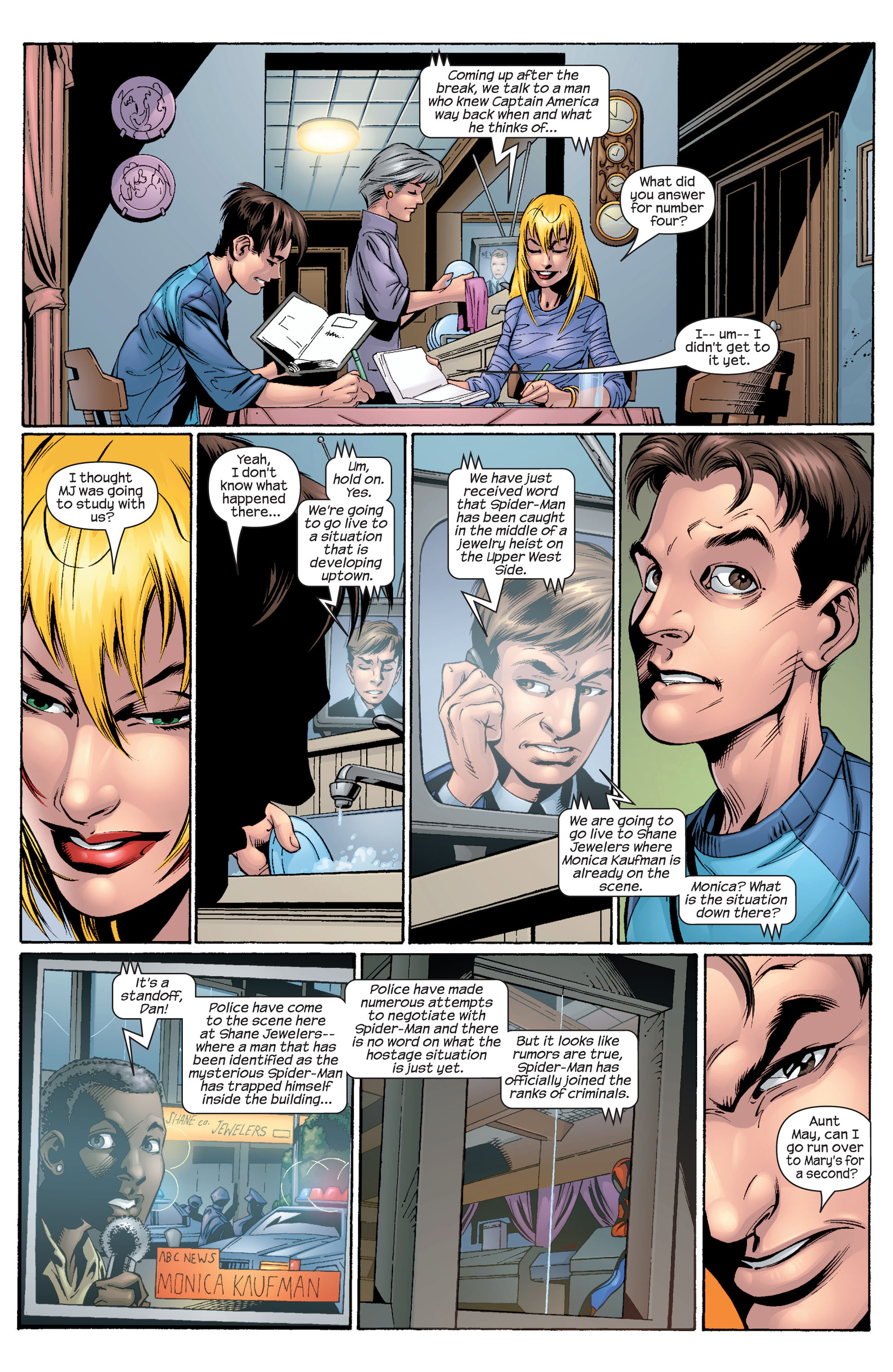 Read online Ultimate Spider-Man (2000) comic -  Issue #29 - 20