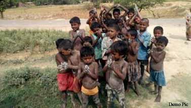Jaipur, Udaipur, Rajasthan, Malnutrition, Kuposhan