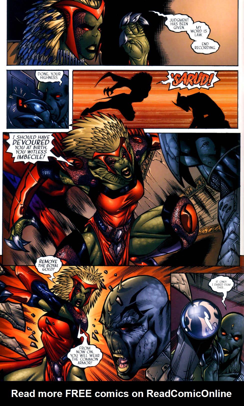 Read online Sigil (2000) comic -  Issue #8 - 5