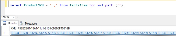 How to convert vertical data to horizontal in sql