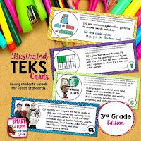https://www.teacherspayteachers.com/Product/Third-Grade-TEKS-Illustrated-and-Organized-2013174