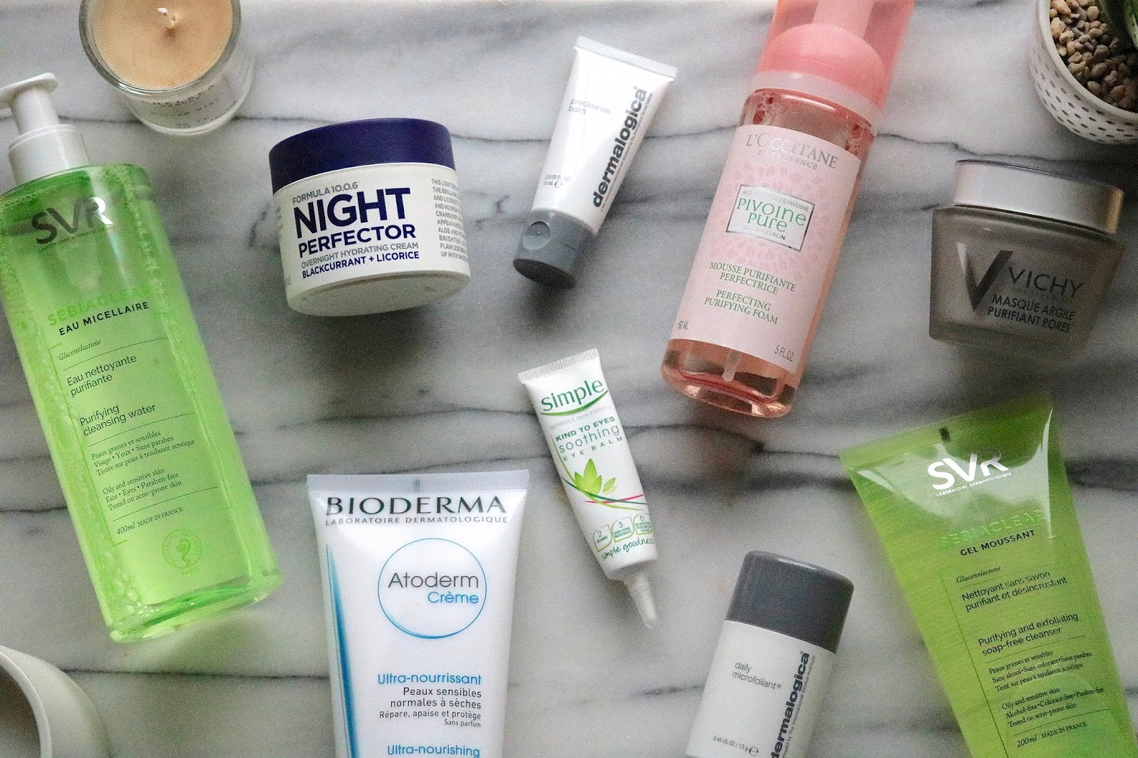 9 Of My Favourite Skincare Products Under £20