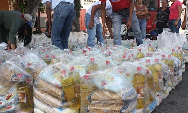 Negaron bolsas del CLAP a apureños que no votaron en la constituyente