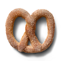 Original, Cinnamon, Almond, Raisin and more Pretzels