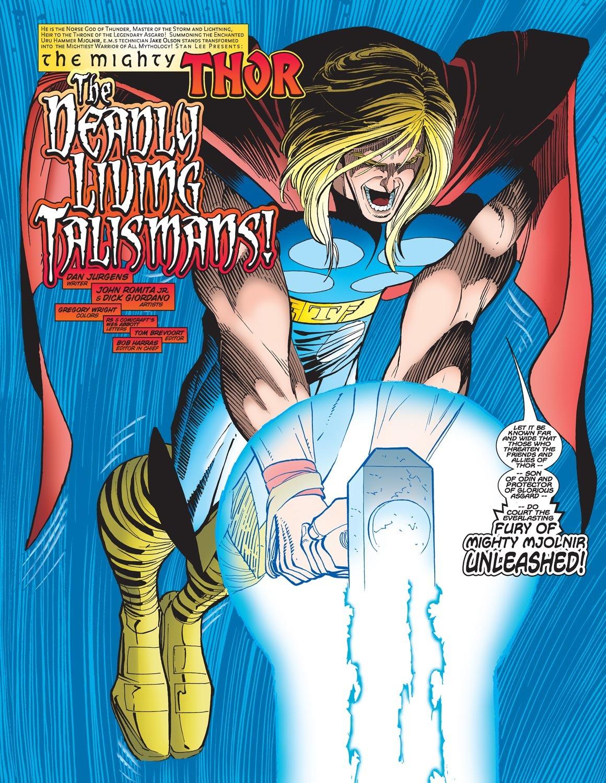 Thor (1998) Issue #18 #19 - English 4