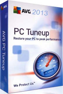 Free Download AVG PC Tune Up 2013 License Code With Full Version