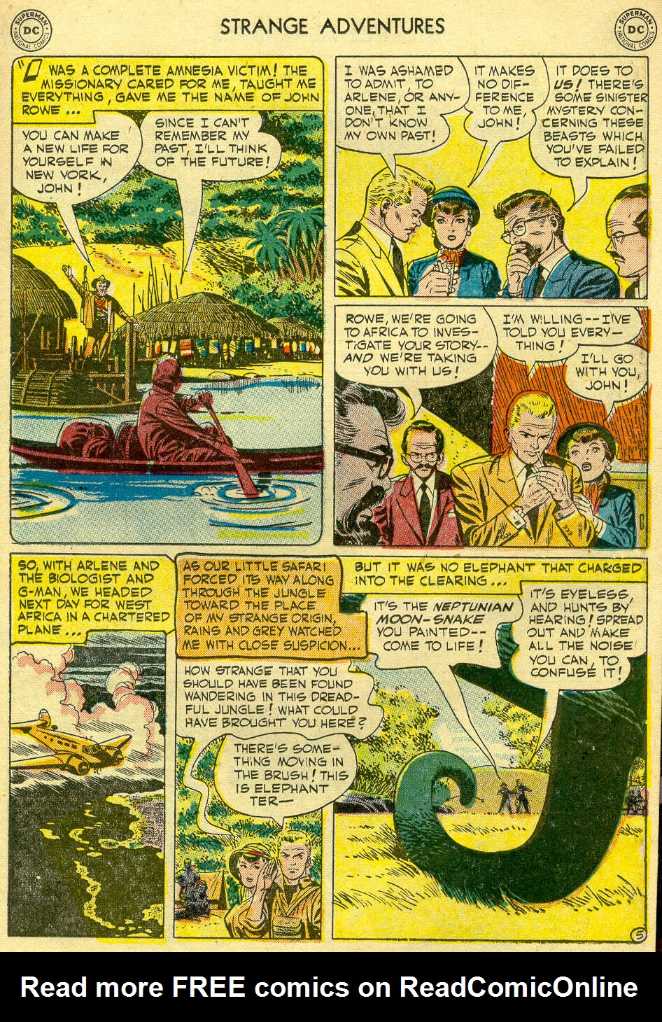 Strange Adventures (1950) issue 13 - Page 17