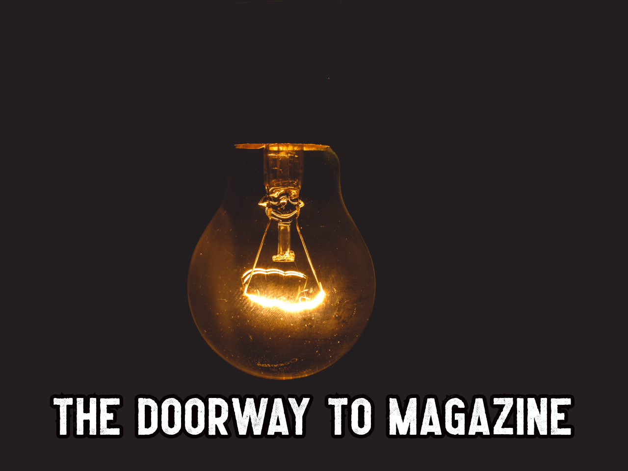 The Doorway to Magazine 2020