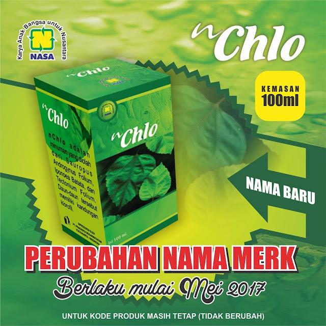 Natural Chlorophyllin - Pembersih Racun Dalam Tubuh Dengan Bahan Alami