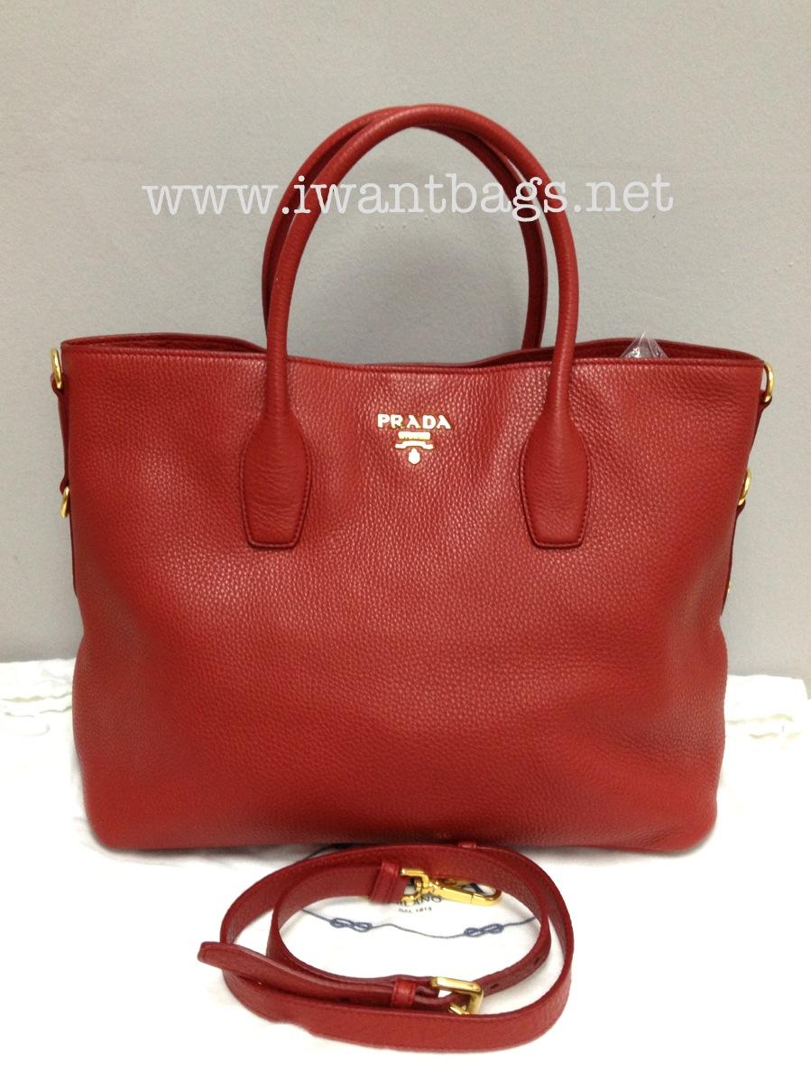 5679426f28dc I Want Bags backup: PRADA All Things RED!