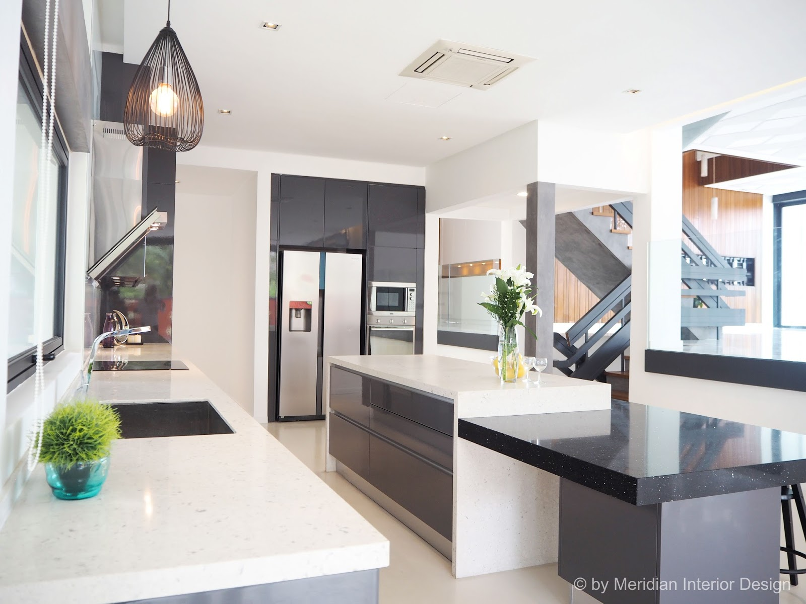 Kitchen Cabinets Price In Malaysia Meridian Interior Design And Kitchen Design In Kuala