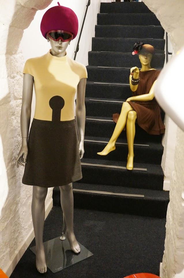robe Espace - 1968 pierre cardin