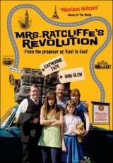 """Carátula del DVD: """"La revolución de la Sra. Ratcliffe"""""""