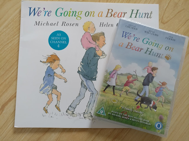 Bear hunt DVD