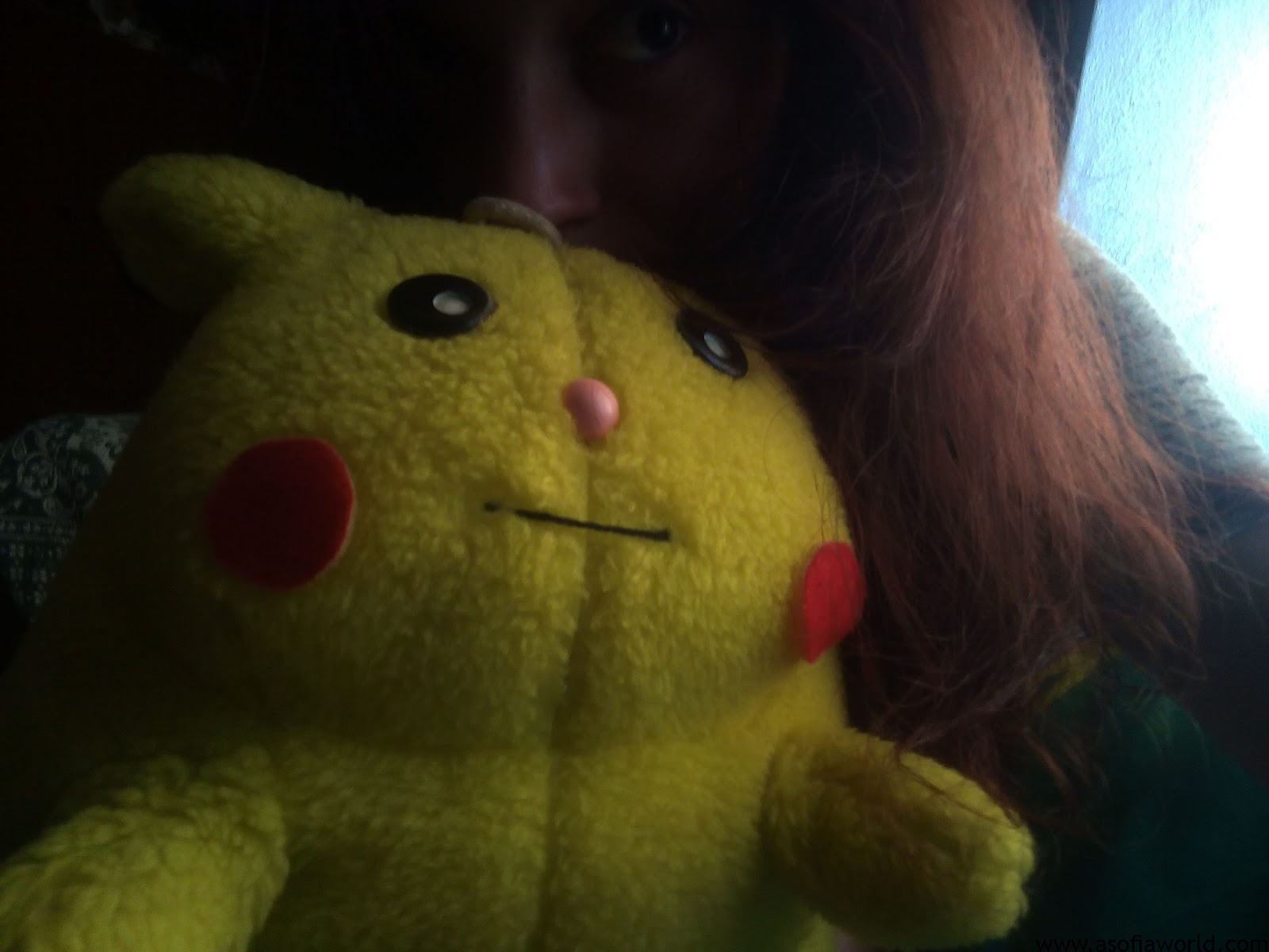 Pikachu, I choose you!