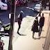 Cámara seguridad graba el asalto  de un minuto a una pareja en la colonia del Valle