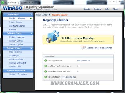 WinASO Registry Optimizer Latest