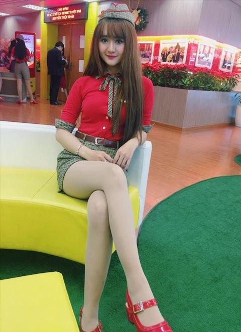 Hot girl Quỳnh Lê Mặt xinh khả ái xinh đẹp 2