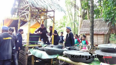 Kirab Budaya Talaga Manggung