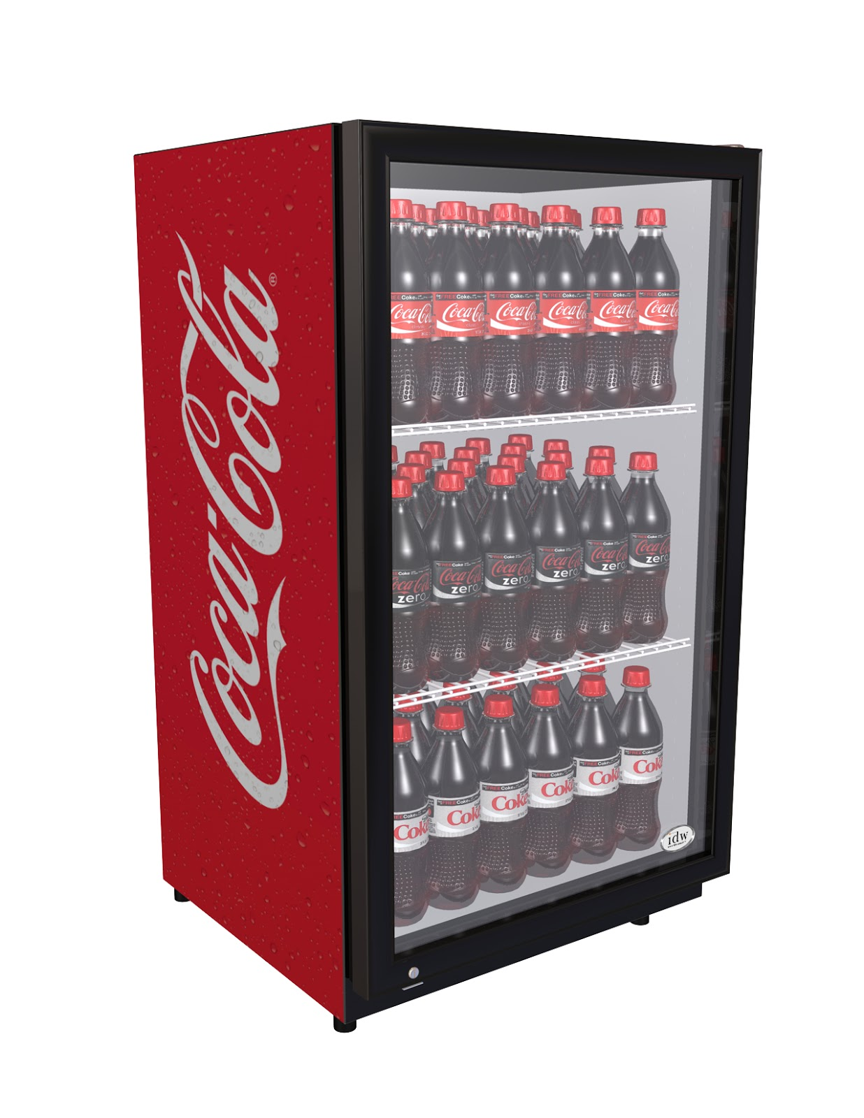 IDW G-series Counter top bottle cooler / Can Cooler | IDW G