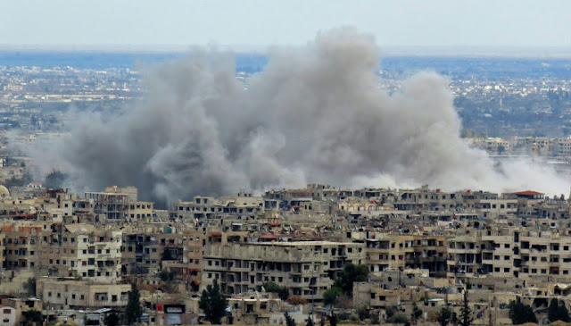 Fresh violence mars in Syria