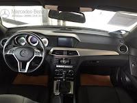 Mercedes C300 AMG 2011 đã qua sử dụng nội thất Đen