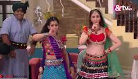 Soumya Tondon aka Bhabhiji in Beautiful Red Ghagra Choli ~  Exclusive Galleries 034.jpg