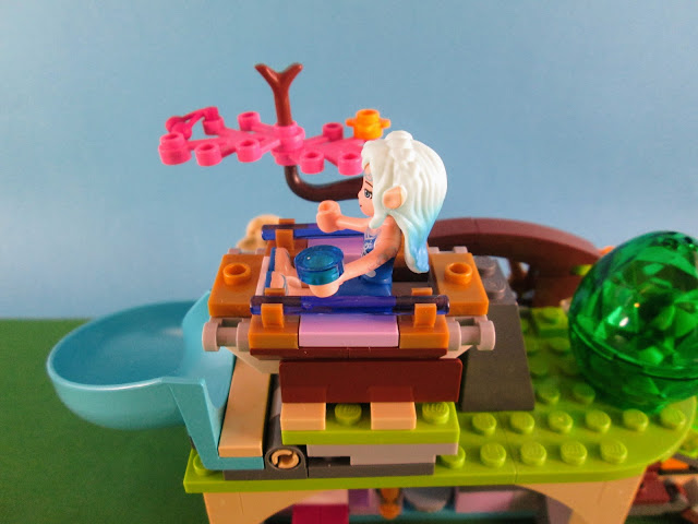 Set LEGO Elves 41177 The Precious Crystal Mine