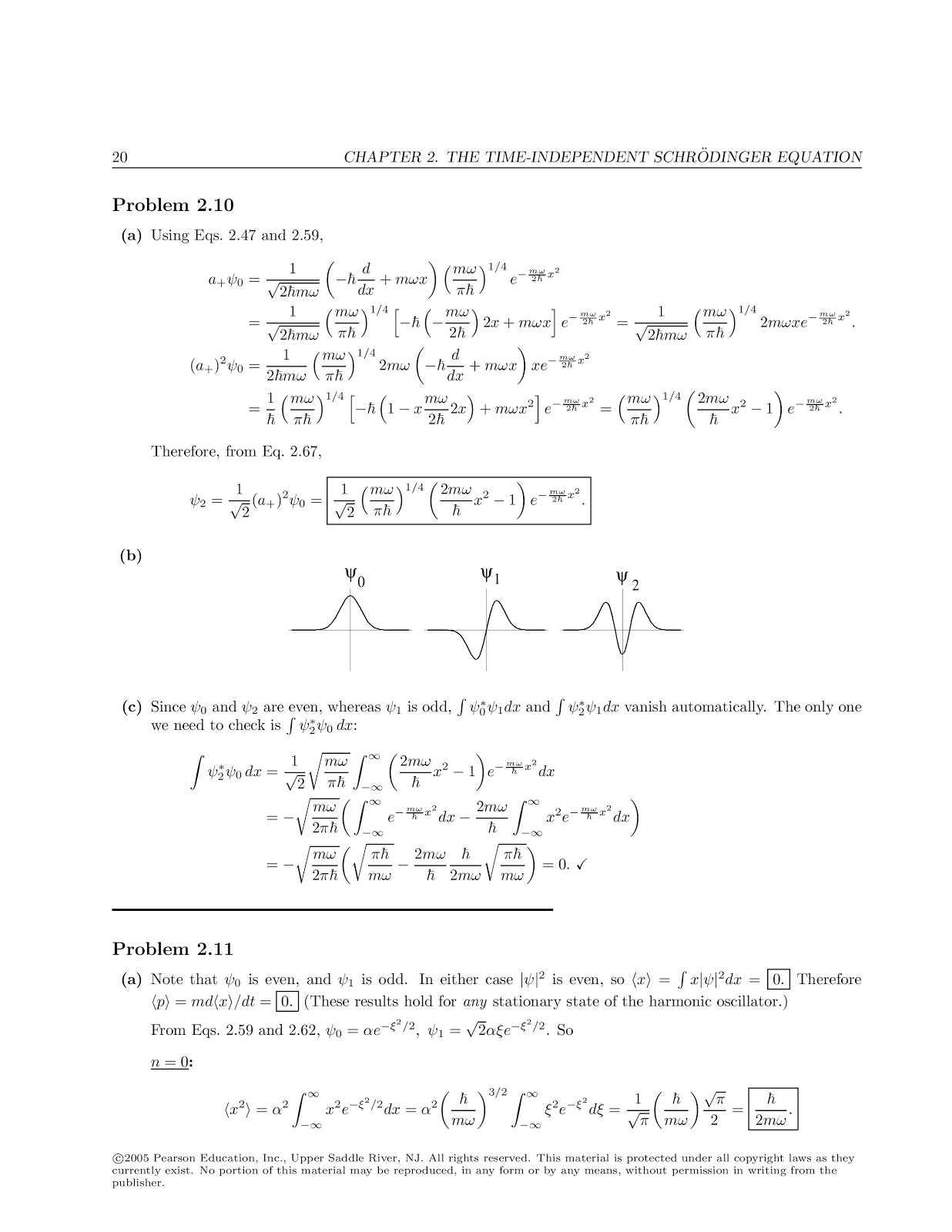 Once the homework solutions are posted.. Download solution manual for  introduction quantum mechanics 2nd edition instant download introduction  quantum ...