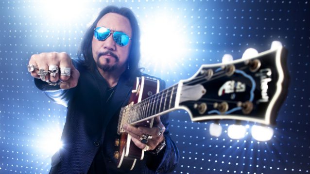 Ace Frehley 2018