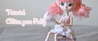 tutorial: corpo Obitsu para Pullip