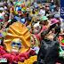 CN Folia: Papangus desfilam neste domingo em Bezerros.