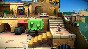 Paper Mario Color Splash Game Download